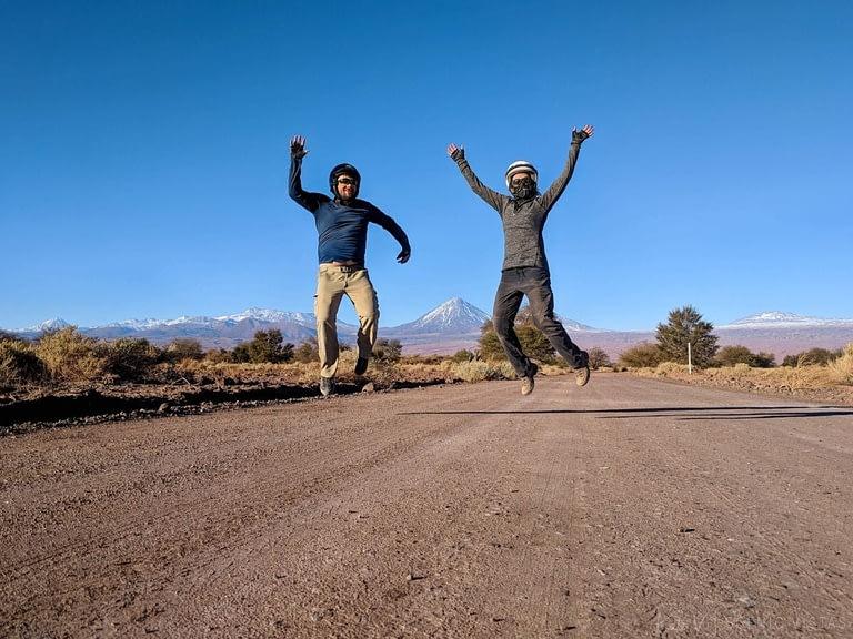 Salt Mountain Range ATV Tour